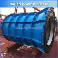 prestress or reinforce concrete cement culvert pipe making machine
