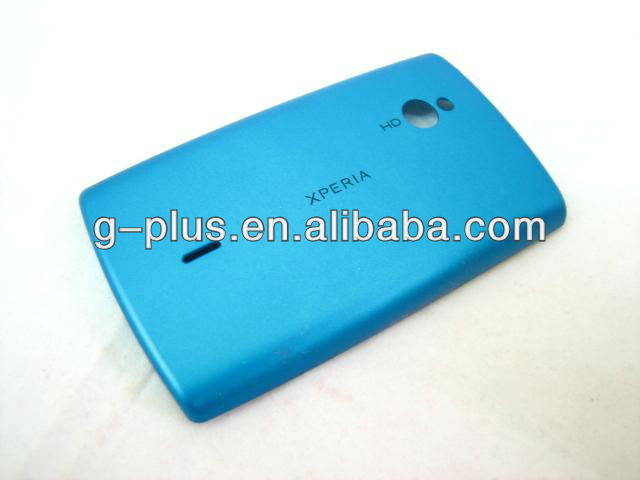Back Cover Housing for Sony Ericsson Xperia Mini Pro SK17i Blue