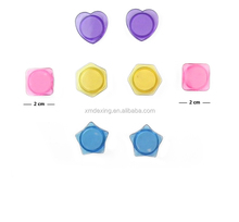Magnetic button for whiteboard/Pin office magnet/Plastic covered colorful whiteboard magnets push pin office magnet
