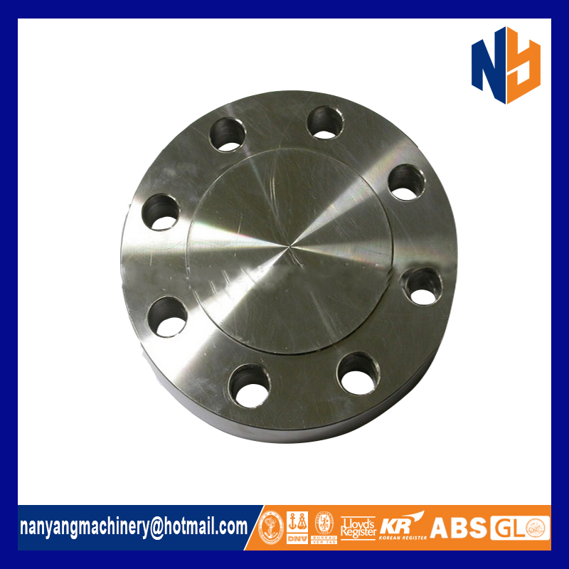 Carbon steel forged reel flange