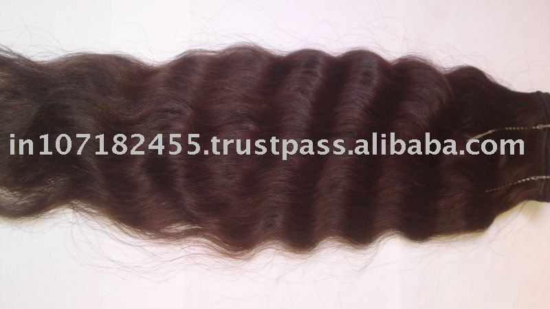 ocean wave remy hair weft
