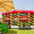 Inflatable Sweeper Bouncer Wipeout Machine Sweeper Game Course Eliminator For Sale