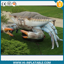 Giant inflatable Sea crab for Advertising /inflatable sea animal cartoon/inflatable mascot