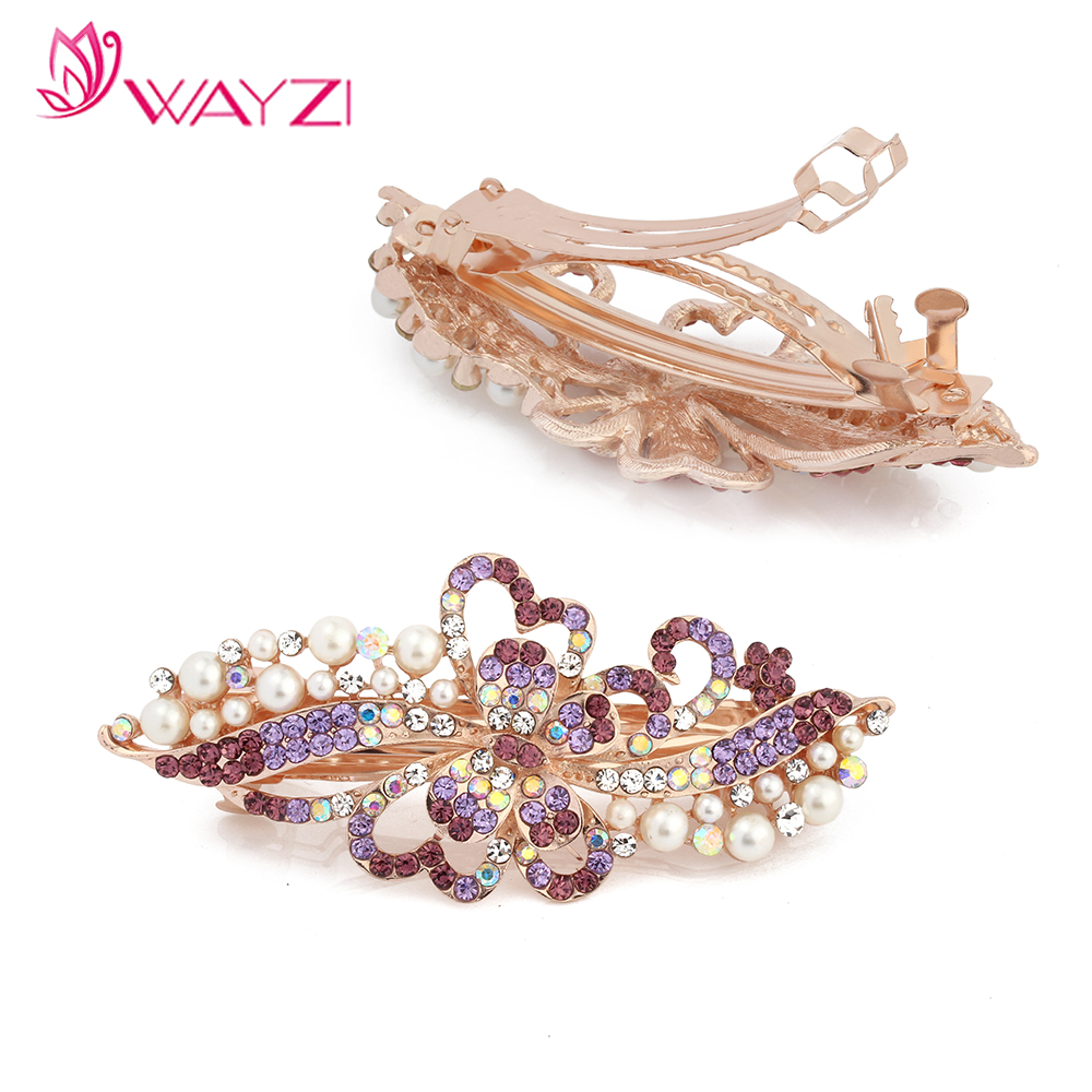 Goodsale fashion design women hair clips