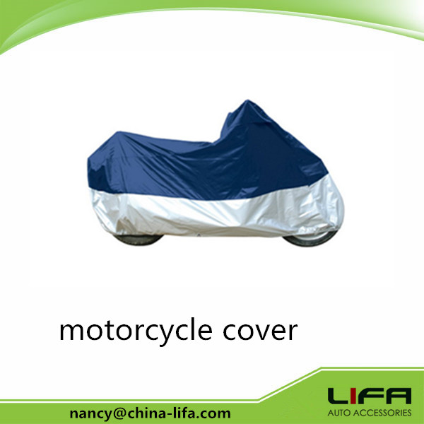custom logos sun protect motorcycle cover OEM