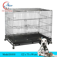 Factory wholesale pet crate xxl dog crate