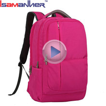 Ladies strong durable backpack bag 17 inch waterproof polo laptop backpack