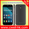 Cheap Smartphone Android 4.4 5 Inch Dual Core 512MB RAM Wifi GPS 3G WCDMA Dual Sim Card 2500mAh Battery