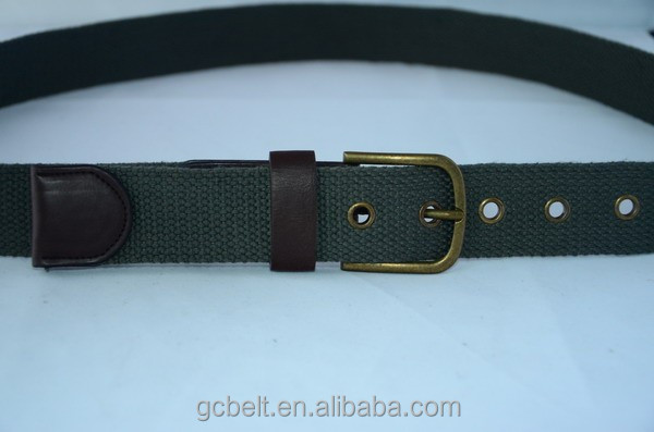 man and kids jeans canvas belt