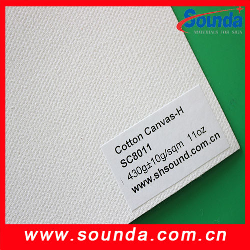 China manufacturer inkjet waterproof canvas fabric for tent