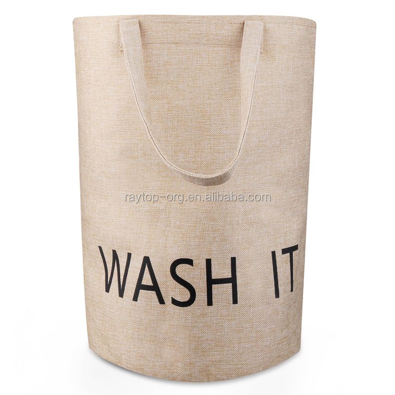 Hot selling new products non woven dirty mesh hotel laundry bag