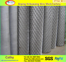 Best selling expanded metal mesh,diamond hole expanded metal mesh used in filter