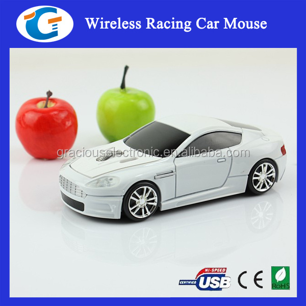 Racing wireless car mouse, latest computer hardware
