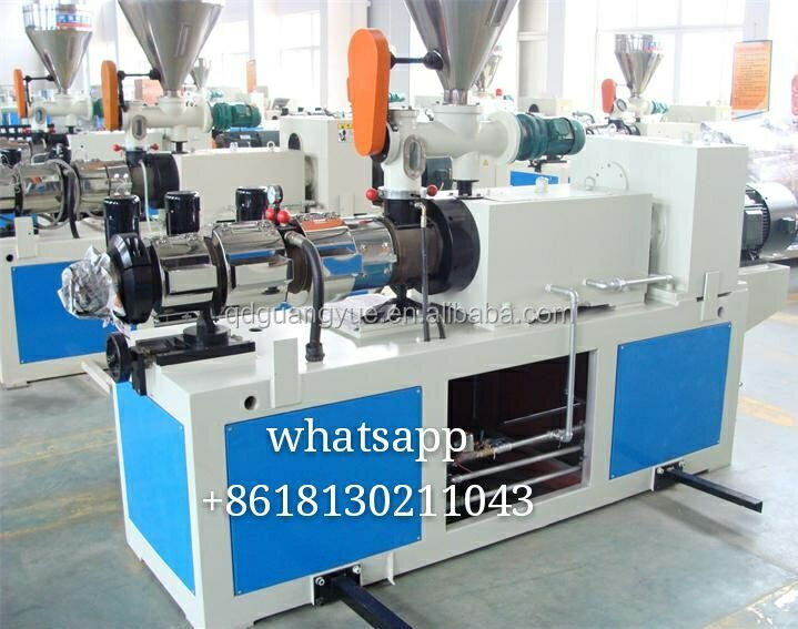 pvc wire electrical cable extrusion machines/pvc wire cable production line