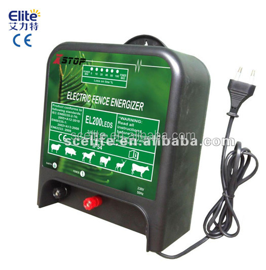 electric fence charger/electric fence energizer