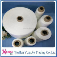 China Factory Sell Paper Cone Of 100% Polyester Spun Yarn For Sewing Thread
