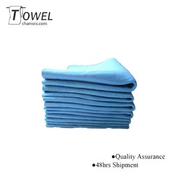 Amazon hote sale high quality pva cooling chamois towel