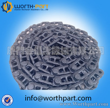 Factory price excavator undercarriage track link in stock for R210LC-7 machine