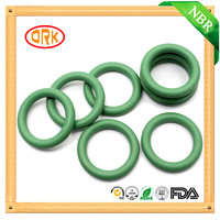 High Quality Waterproof Green Rubber NBR O Ring
