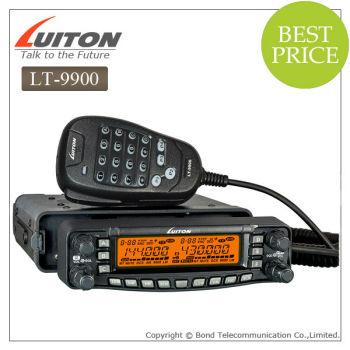 quad band LT 9900 analog vehicle radio