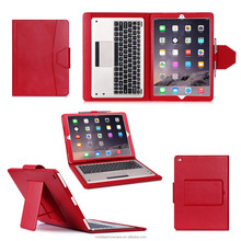 Bluetooth Keyboard PU Leather Case For Tablet Pc For ipad pro 12.9 inch