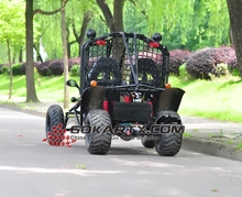 pedal electric off road go kart for adults