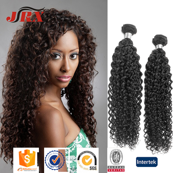 2016 Wholesale Raw Remy Hair Extension Mongolian Deep Curly Hair