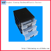 High quality plastic storage boxes drawers