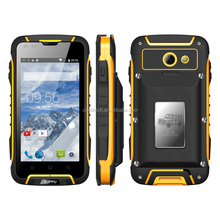 SUPPU F605 4.5'' Inch Touch Screen 12000mAh Big Battery Rugged Smartphone