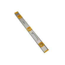 High accuracy measuring tools magnet aluminum alloy spirit level with 3 bubbles