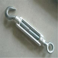 US Type Wire Rope Turnbuckle with eye and hook