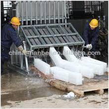 Best quality ice block factory with clients identify