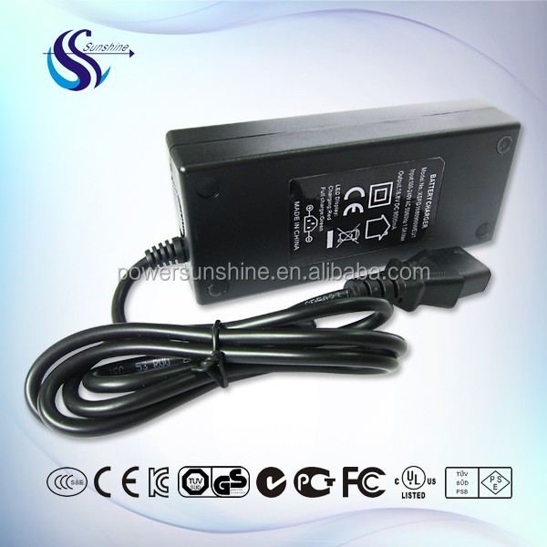 12 volt switching power supply AC DC adapter 12V 12.5A with CE UL SAA 150w