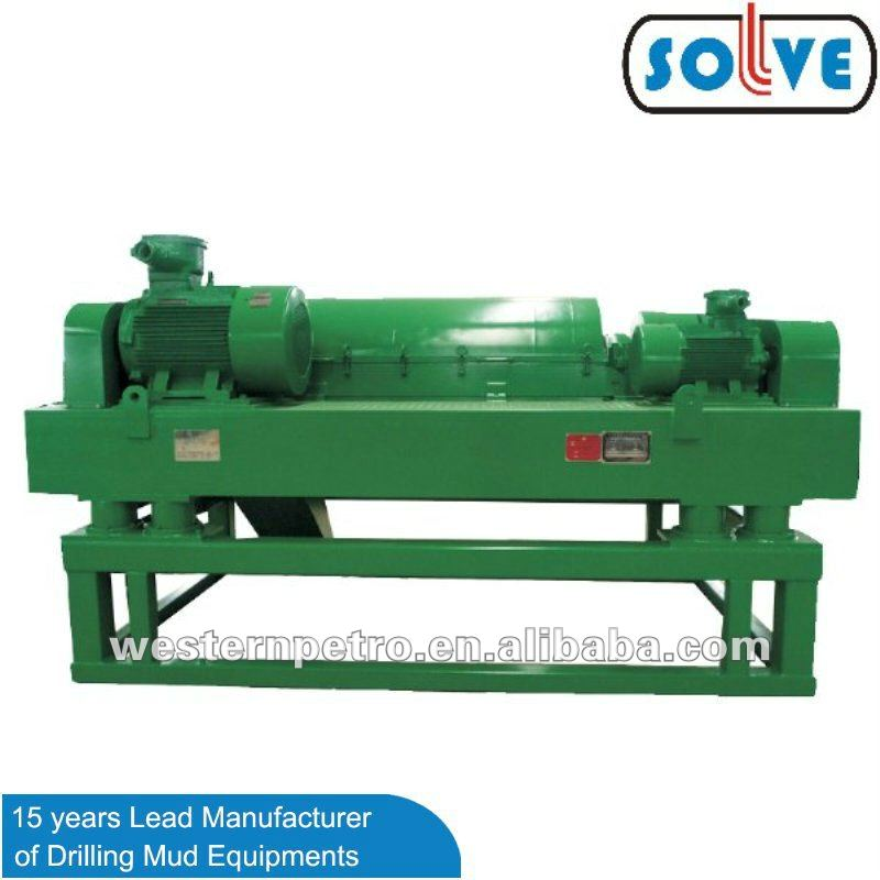 LW630 oil and gas industry solid fluid Centrifugal separator