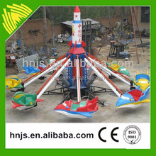 Indoor kids amusement rides plane game for sale