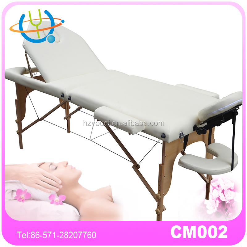 4cm Foam Health Care Products Fixed Wooden Massage Table Colorful Tokyo Hot Japan