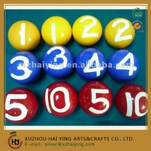 ACETAL RESIN solid number resin balls
