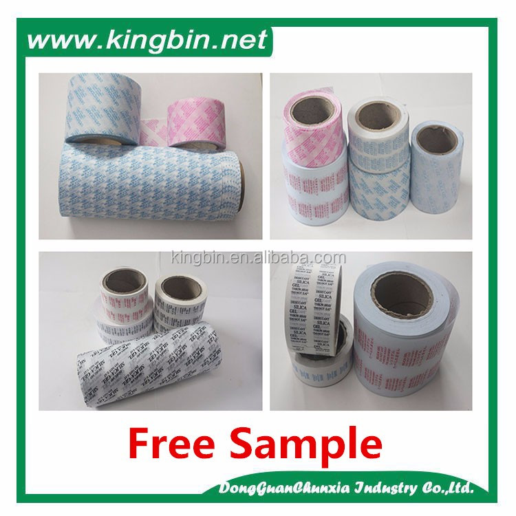 Absorbent cotton paper wrapper desiccant package paper high pureness desiccant paper