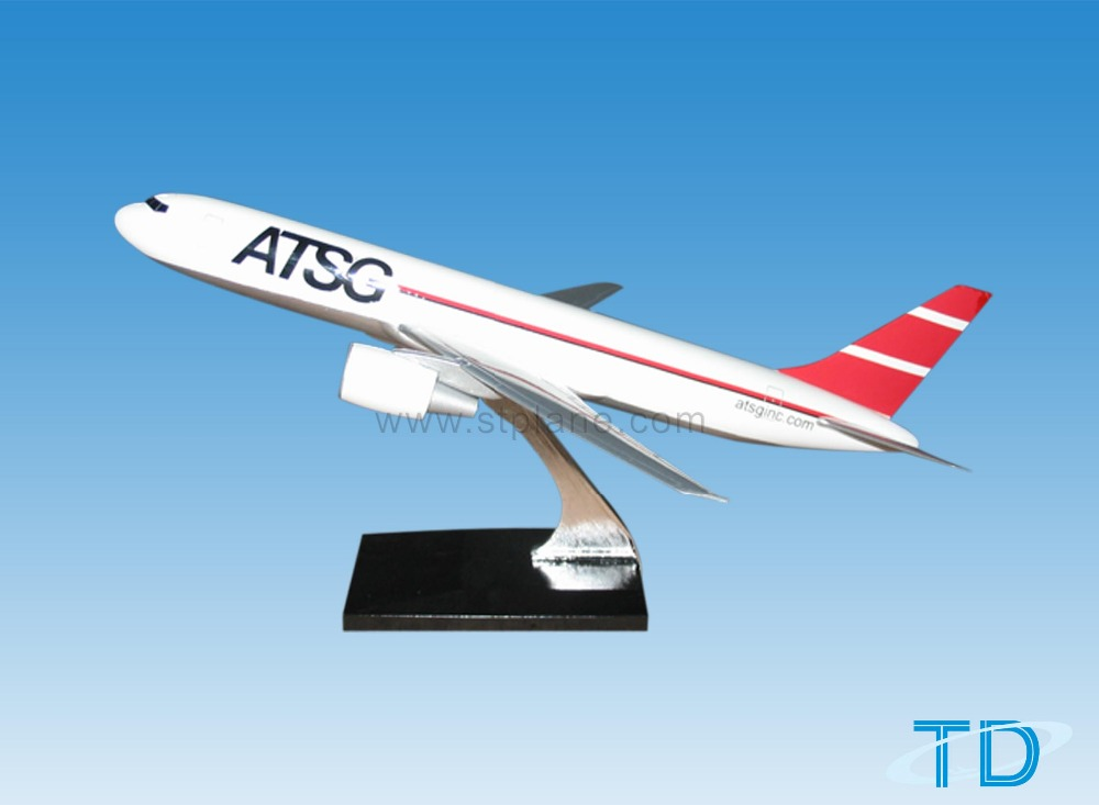 1/200 Scale B767-200 ATSG raw used aircraft for sale