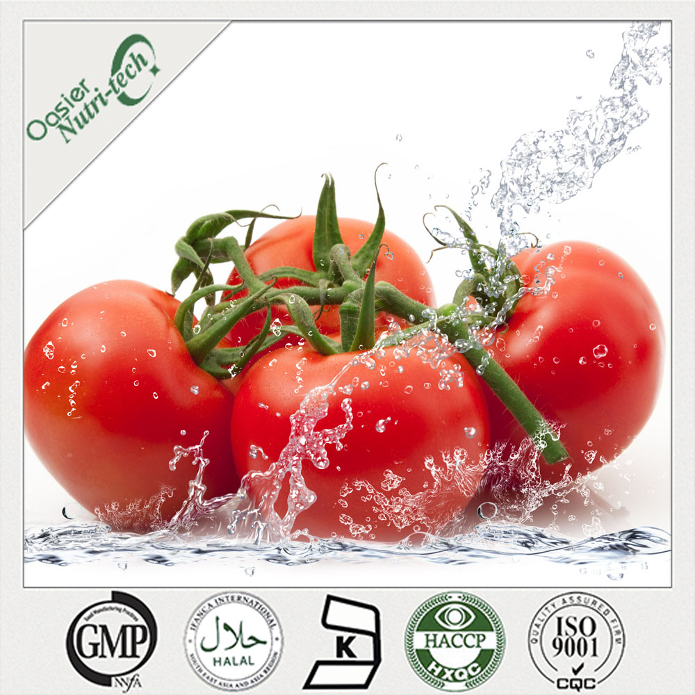 Lycopene CAS 502-65-8 lycopene wather soluble