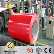 0.14-0.72MM prepainted steel from china factory G550 HRB 85-90
