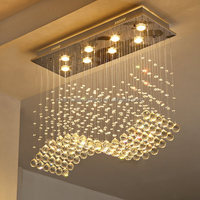 Top Design Wholesale Modern Rectangle Chandelier