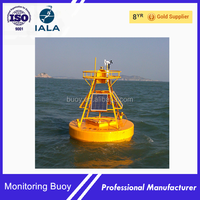 Continuous Water Quality Monitoring Ocean Buoy