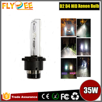2016 Car Accessories DC12V 35W D2 D2S D2R HID BULB Xenon single beam bulb Headlight Replacement Bulb Lamp H1 H3 H7 H8 H9 H10 H11