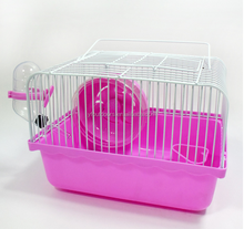 Eco-friendly metal wire hamster cage, pet cage