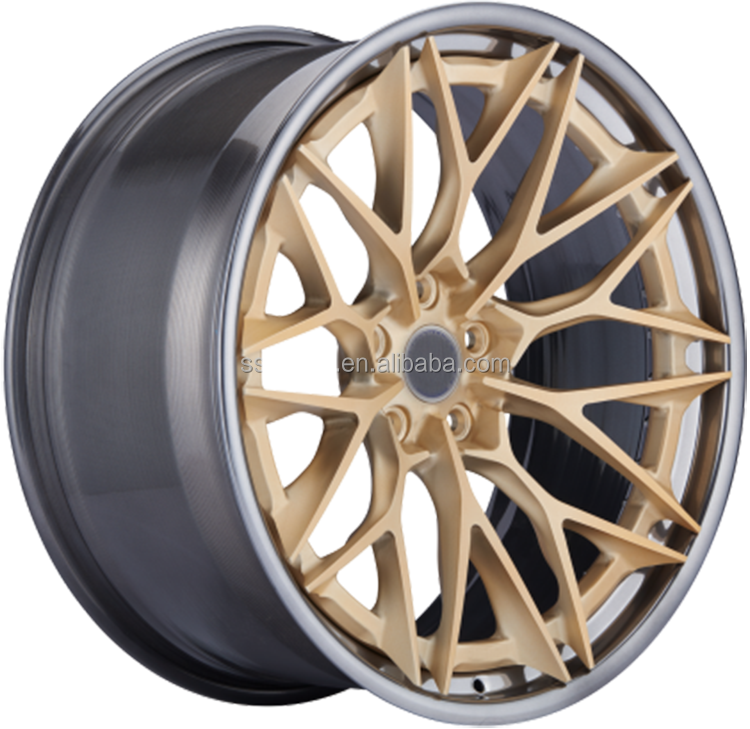 "21inch 2-<strong>PC</strong> Luxury Hyper Silver Forged Wheels/ Best-Selling 21"" Forged Wheels"