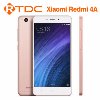 "In Stock ! Global Version Xiaomi Redmi 4A Snapdragon 425 Quad Core 2G RAM 16GB ROM FDD LTE 4G 5.0 "" 1280x720p Mobile Phone"