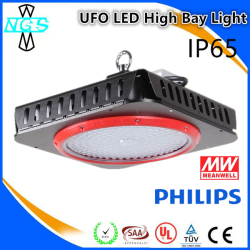 NG Lighting 150W Reflector Cover High Bay Led UFO High Bay
