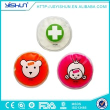 custom first aid gel beads hot cold pack,health products hot cold pack ,medical pvc hot cold pack