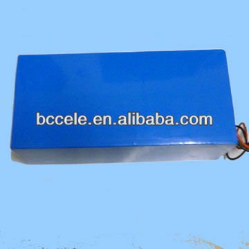 Small size rechargeable e-car 12v lifepo4 battery 30ah